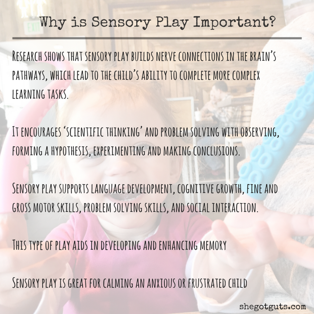 To learn more about the basics of Sensory Processing click  here.