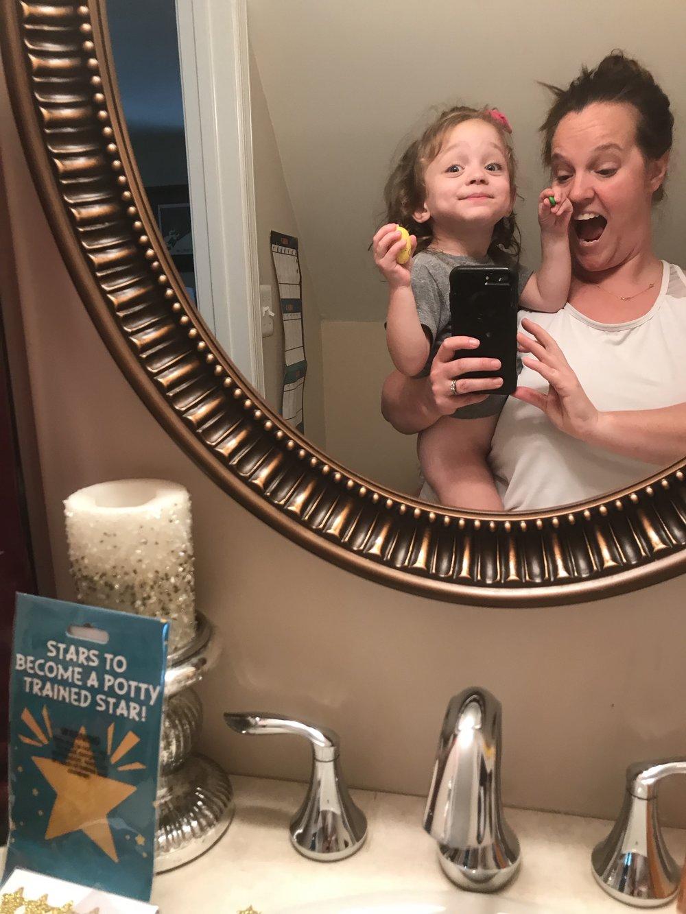 how to potty train in 3 days- www.shegotguts.com