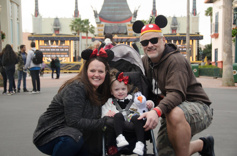 DStips for traveling to disney with medical needs - she got guts