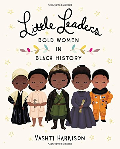 5. Bold Women in Black History - We just got this book for Addie's birthday. This book features forty trailblazing black women in American history, with adorable illustrations that bring to life both iconic and lesser-known female figures of Black history. I also like that kids can realate have the opportunity to connect with all types of SHEroes since Author/artist Vashti Harrison pulls from every walk of life--literature, politics, pop culture, athletics, and science.