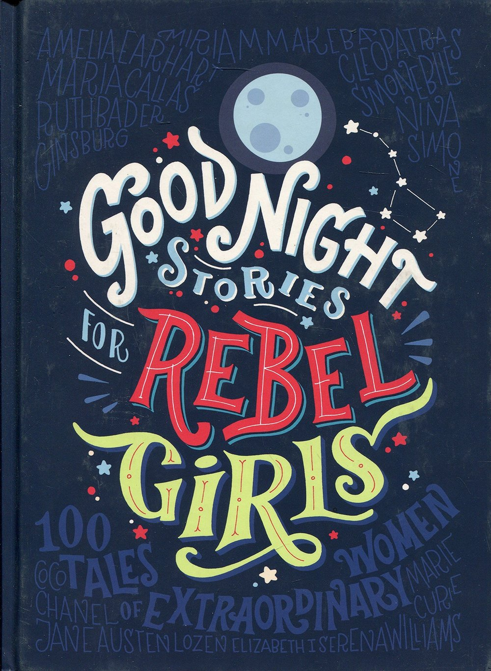9. Good Night Stories for Rebel Girls - I love this book and definitely need to adapt the text for my toddler. But this is a book every child needs in their library. It's 00 bedtime stories about the life of 100 extraordinary women which is illustrated by 60 female artists from all over the world. t People with boys, don't be deterred from buying this book, simply because the title indicates a female bias. The short passages cover every continent and every race, religion, and sexuality.