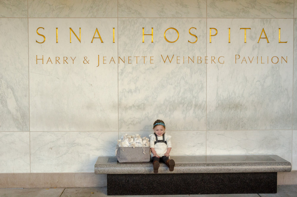 giving back for prematurity awareness month - she got guts
