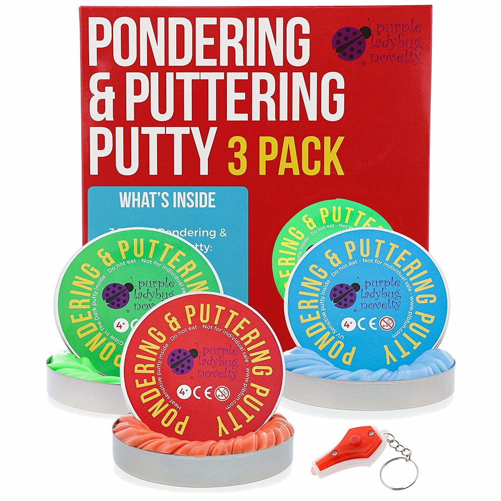 Color Changing Putty