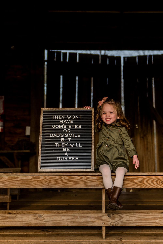 adoption announcement - she got guts