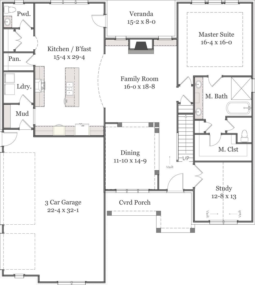 First Floor Line Drawing - revere.jpg