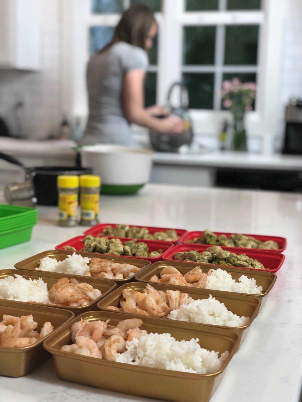 Murphy Homes Meal Prep