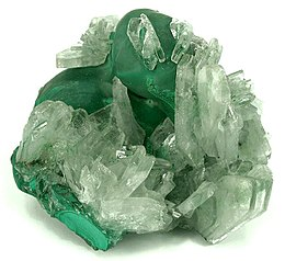 260px-Barite-Malachite-denv08-37a.jpg