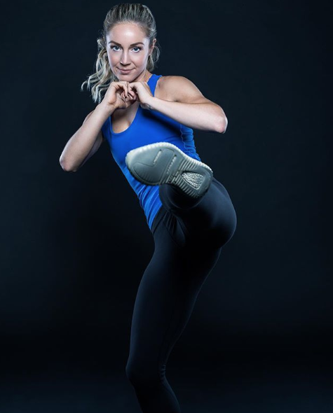 Amy Finnigan | District Fitness Studios | Auckland CBD
