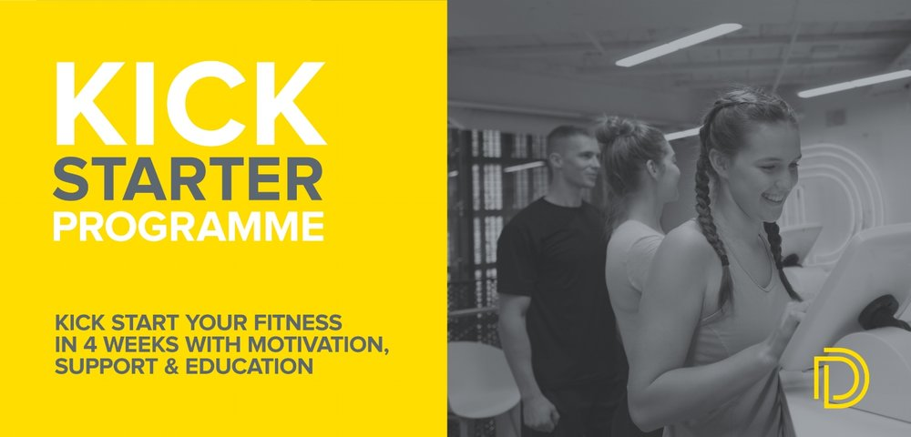 Kickstarter Programme | District Fitness Studios | Auckland CBD
