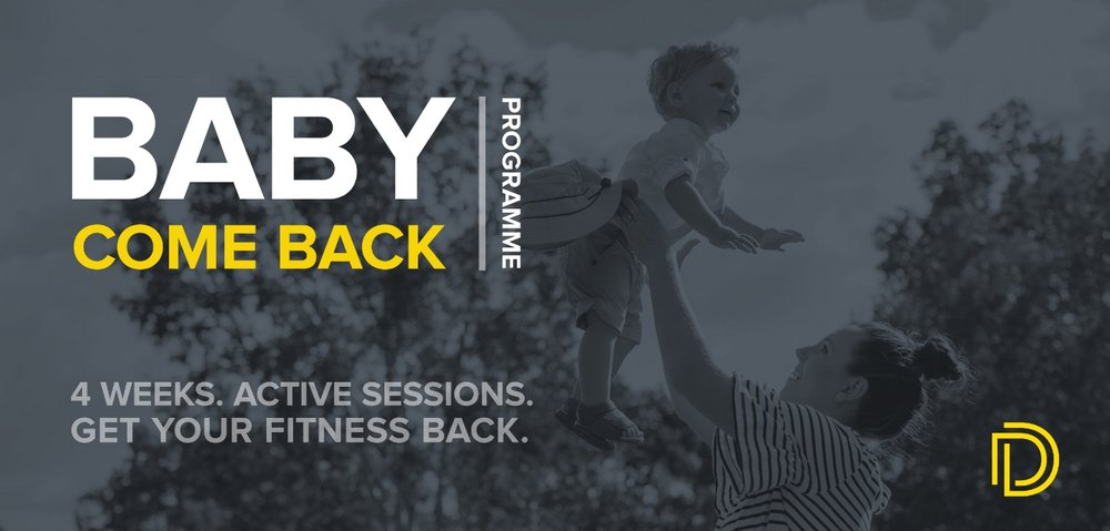 Baby Come Back Programme | District Fitness | Auckland CBD