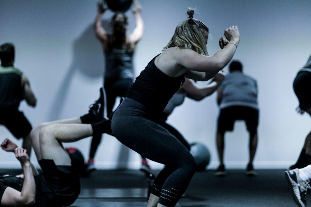 District Fitness Studios | Auckland CBD | Group Fitness