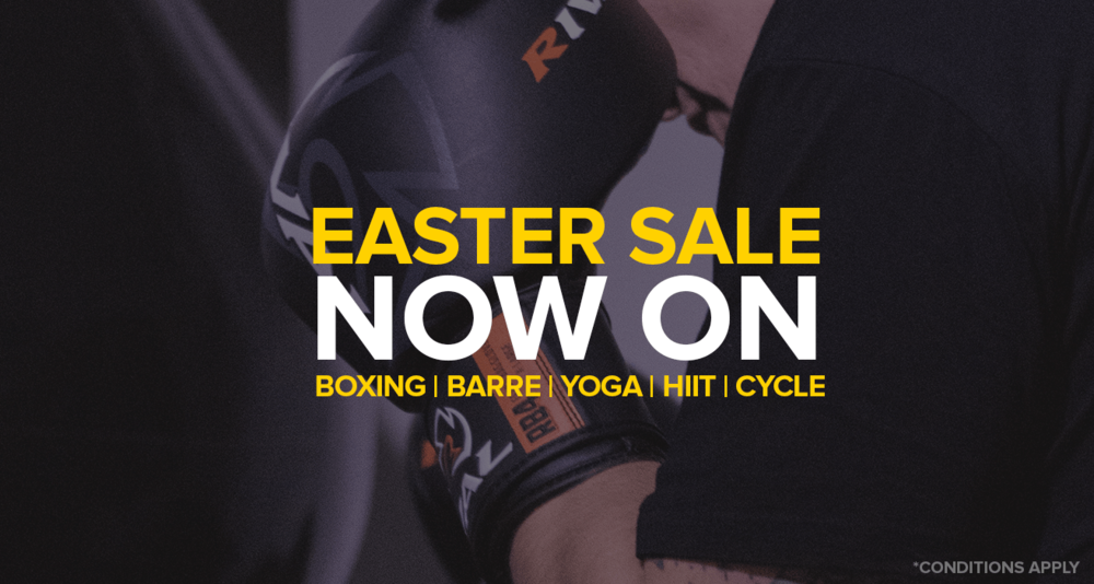 EASTER SALE | District Fitness Studios | Auckland CBD