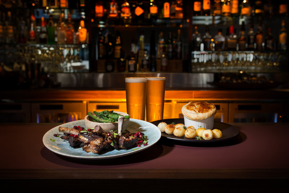 Beer and Happy Hour Food at First Edition Canberra