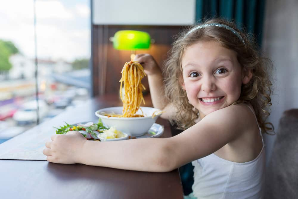 Kids Eat Free - Find out about our special promo!