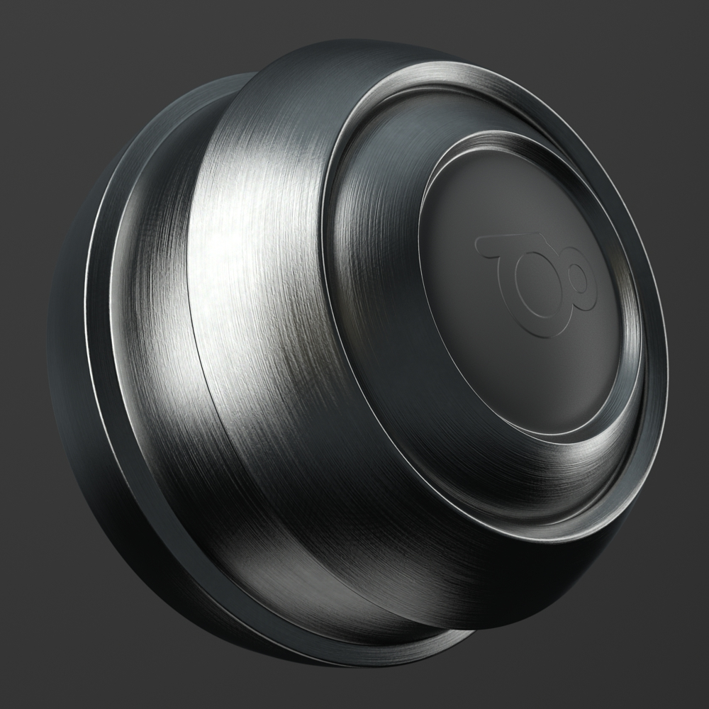 Metal Aluminium Brushed