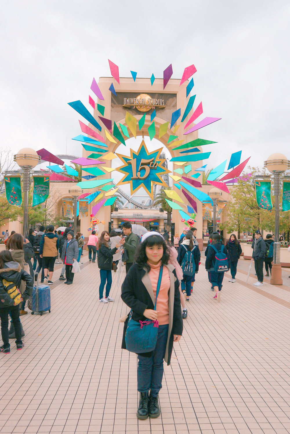 Universal City Japan Entrance 1