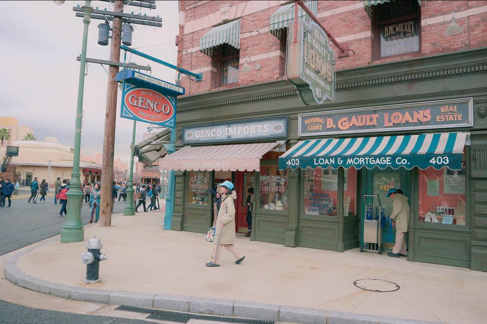 Universal Studios Japan New York San Francisco 4