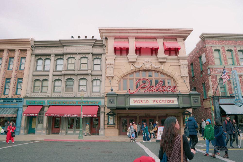 Universal Studios Japan New York San Francisco 5