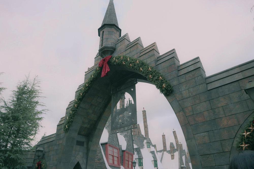 Universal Studios Japan Hogsmeade Village 2