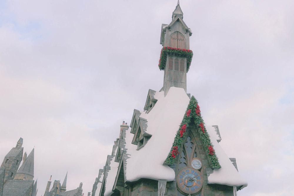Universal Studios Japan Hogsmeade Village 3