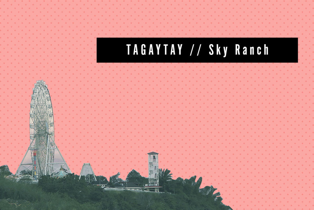Tagaytay Sky Ranch Cavite Philippines