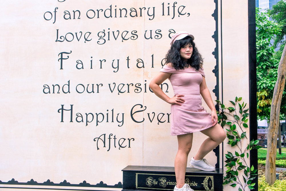 """""""Love gives us a fairytale and our version of Happily Ever After."""""""