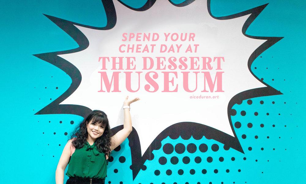 the dessert museum, the dessert museum s maison