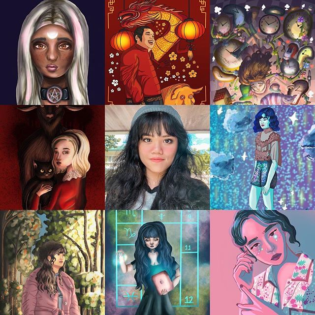 Am I too late in posting this #artvsartist entry? Oh well, better late than pregnant.
