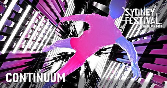 """Very excited to announce our involvement with the 2018 @sydney_festival . This art installation we've called """"The Continuum"""" bends your perception of reality and space by immersing you inside an infinite column of lights that flash a mesmerising patterns, synched to a hypnotic soundtrack curated by @futureclassic  You'll find it at the Villiage Sideshow hidden inside a giant stack of shipping containers. ⚡️⚡️⚡️"""