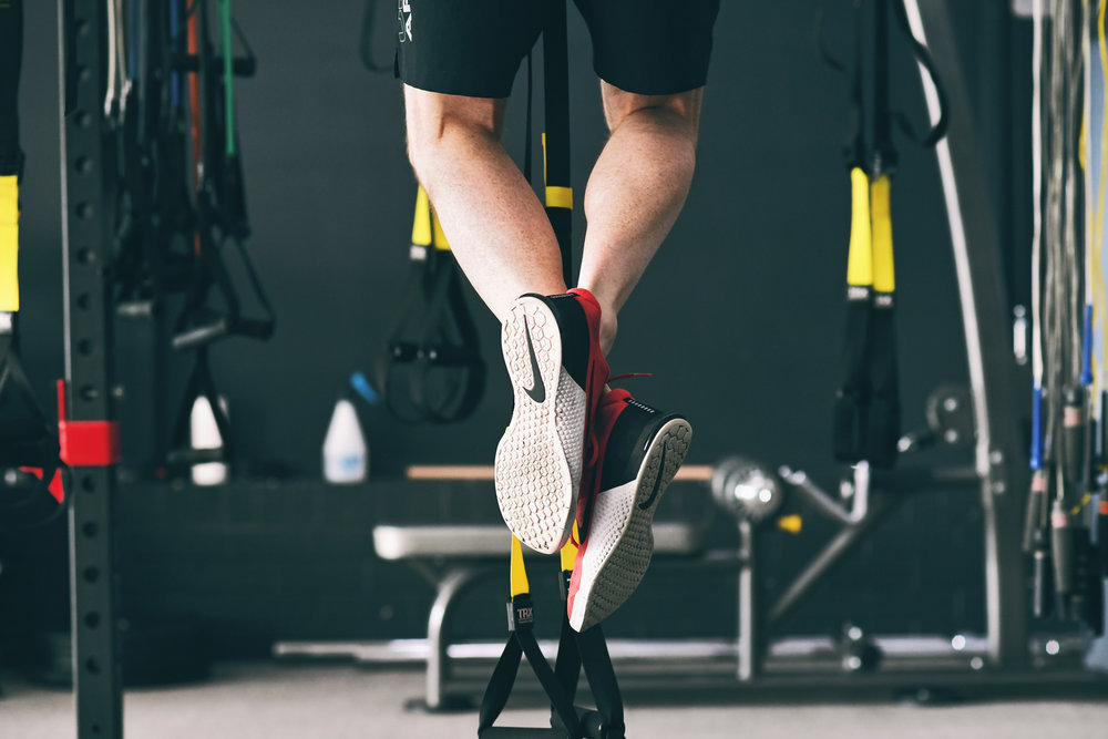 Strength and Conditioning Programs - Now that the acute injuries have been sorted in a consult with Ross, it's time to take it to the next level.Learn more about IPS&C →