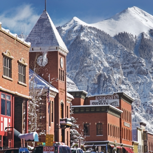 Telluride - CO, USAJanuary 07 - January 13, 2018