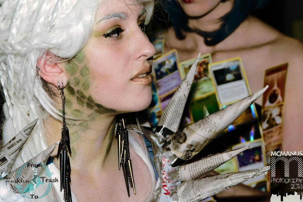 TRashion Show - Hosted By: Danielle Cheatle of Bombshell SalonCover Photo: MCMANUS Photography, 2014