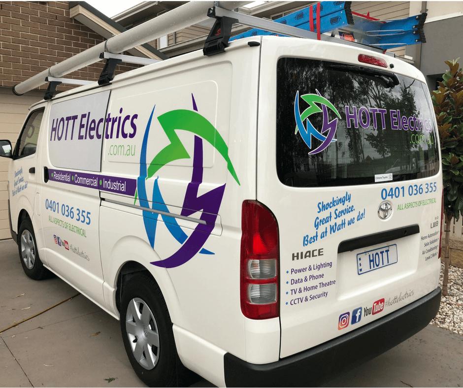 electrician-Kensington-electrical-contractor