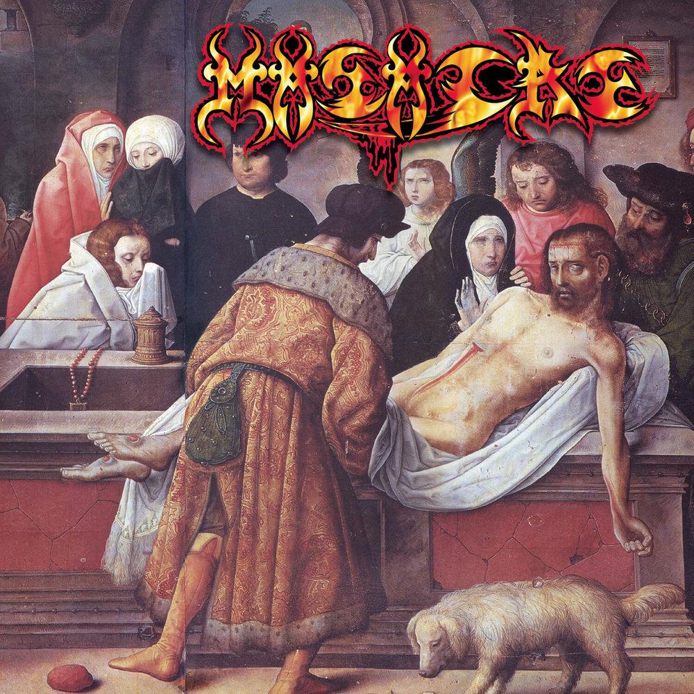 Barbarie y Sangre en Memoria de Cristo