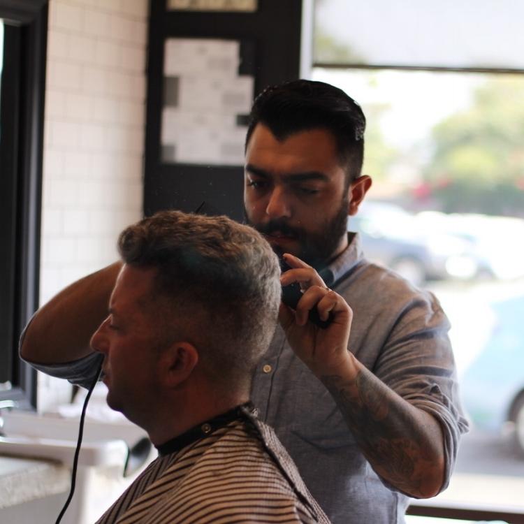 Barbershop Haircut