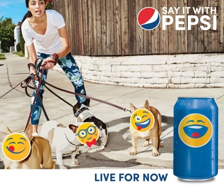 Pepsi: Global Marketing Innovation  - Helped Pepsi pass Diet Coke in market share for the first time since 2010, returning the brand to #2 in the category