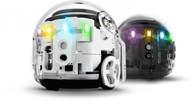 「Ozobot」の新機種、「Ozobot Evo」