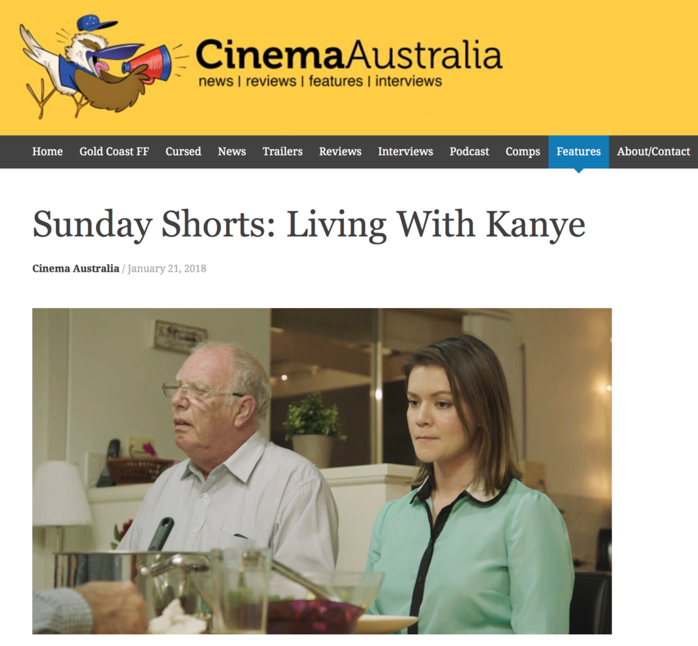 Cinema Australia - Cinema Australia is an online space dedicated to the support and promotion of Australian made films through independent news, reviews, features and interviews.Cinema Australia stands alone in film media as the only website in the world solely dedicated to Australian films and the people who make them.