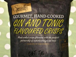 Aldi's novelty crisp flavour was all about generating Christmas PR, not turning the public onto gin-flavoured potatoes