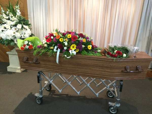A professional funeral celebrant can help you through a difficult time.