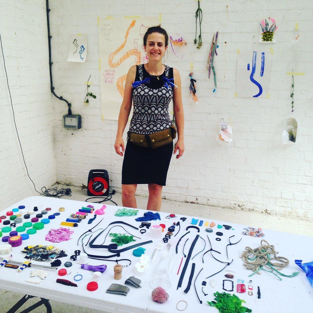 Bow Arts | UCL Plastics