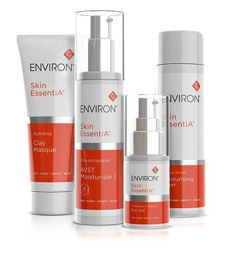Environ Skin EssentiA Range