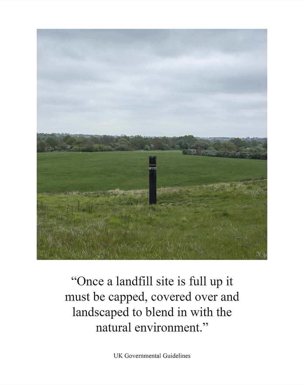 Godmanchester Historic Landfill Site, 2017
