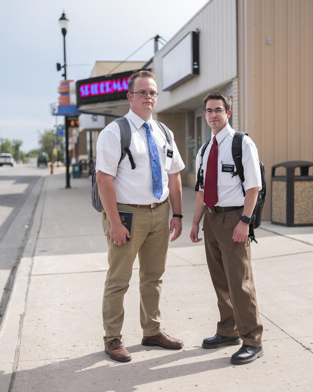 Mormons, 2017