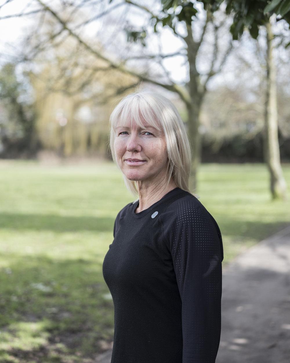 Karen Jones, 2018