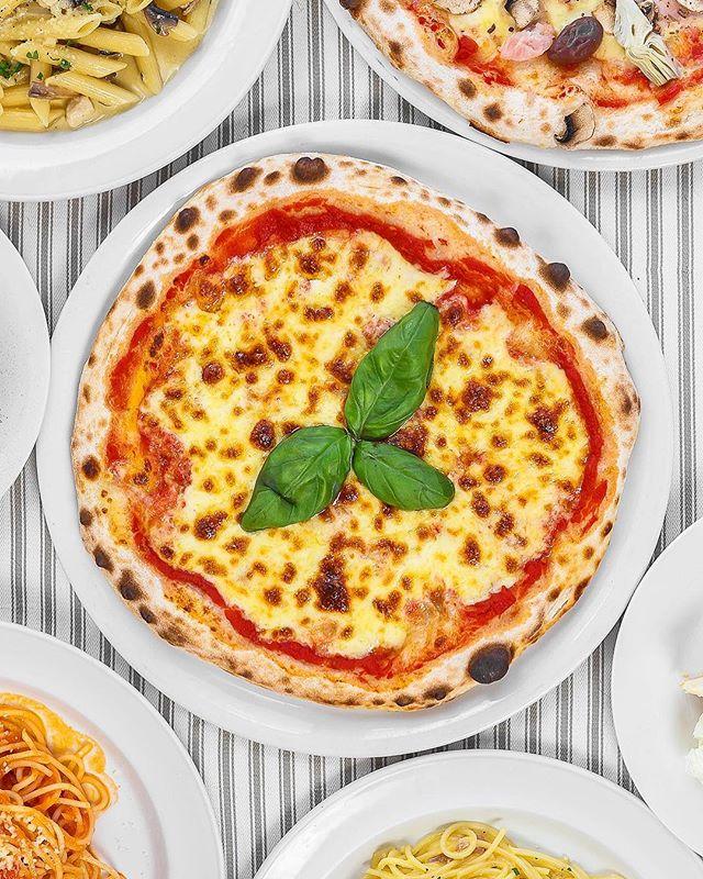 Italian food is so colourful!