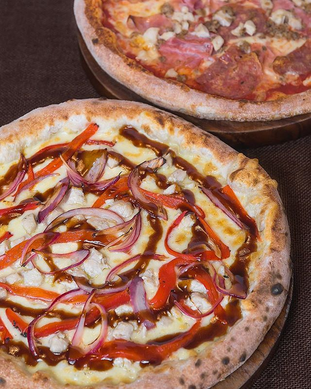 The best pizzas are always the simple ones!