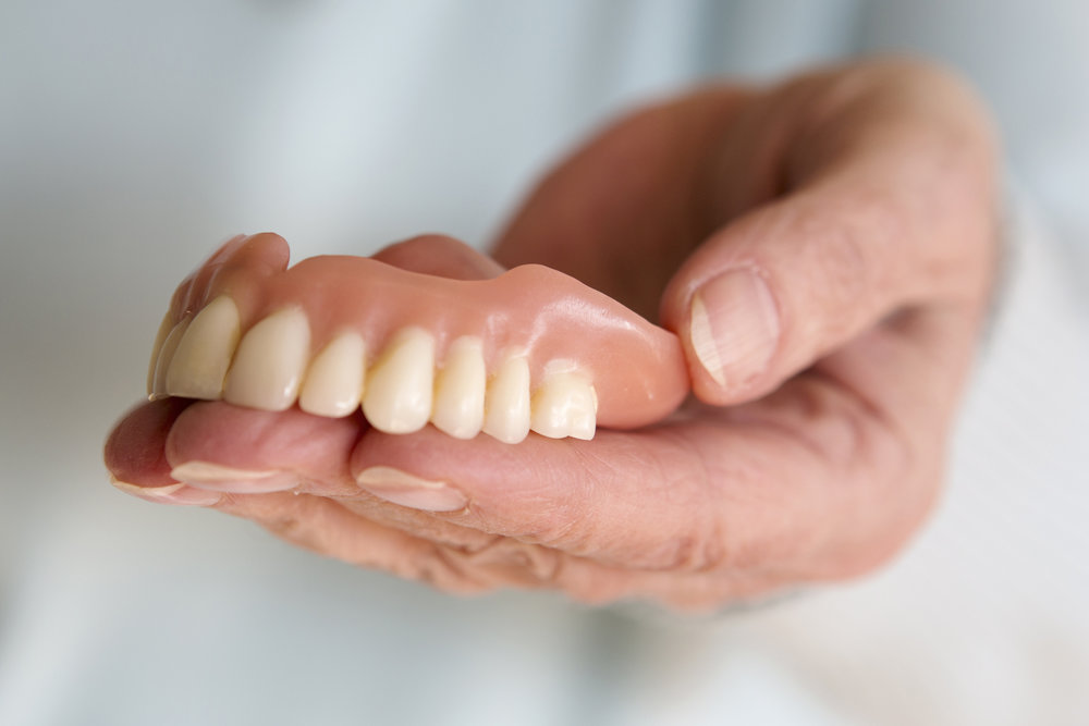 Denture reline - Over time, the shape of your mouth changes and this can adversely affect the fit of your denture. If your dentures have begun to fit loose and less comfortably or food gets trapped underneath them, you may wish to consider having them relined. Relining dentures help, to make them fit better.