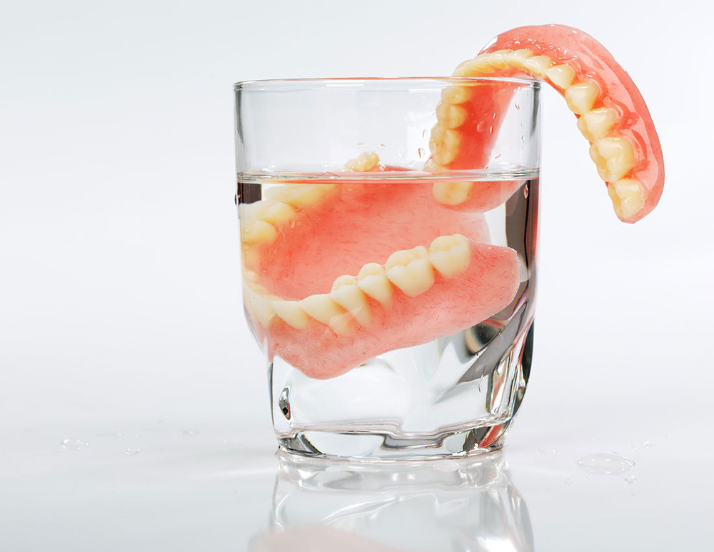 Full denture - Dentures have evolved over time. They look more natural and feel more comfortable than ever. A full denture is the standard approach when all teeth have been removed. They can help restore your smile and natural facial appearance. A new, well fitting denture will be more comfortable to wear, make it easier for you to eat, talk and eliminate sore spots.