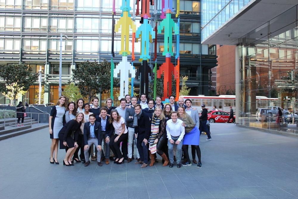 Tax Business Course - San Fransisco '16